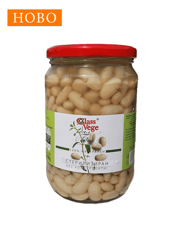 Sterilized white beans - 680g