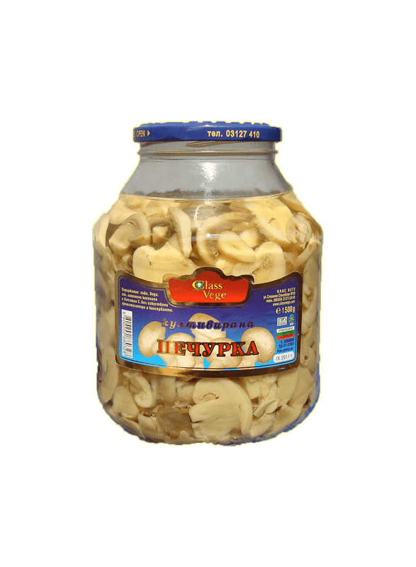 Cultivated mushrooms - 1500g